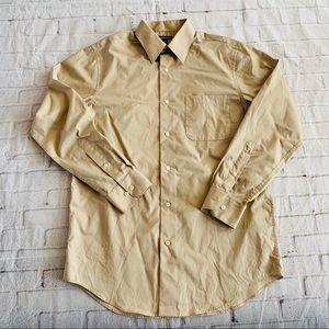 Croft & Barrow Men's Dress Shirt Size Small